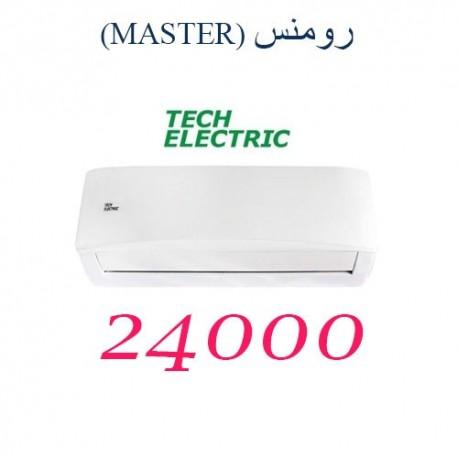 کولر گازی 24000 تک الکتریک مدل رومنس(MASTER)