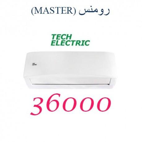 کولر گازی 36000 تک الکتریک مدل رومنس(MASTER)