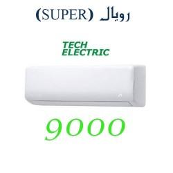 کولر گازی 9000 تک الکتریک اینورتر رویال SUPER
