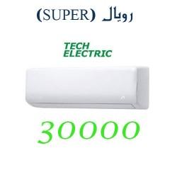کولر گازی 30000 تک الکتریک اینورتر رویال SUPER