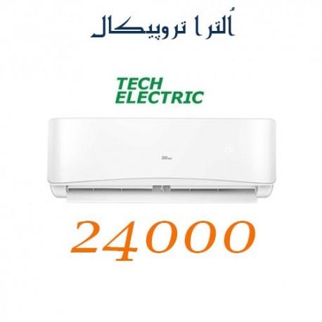 کولر گازی 24000 تک الکتریک تروپیکال مدل الترا