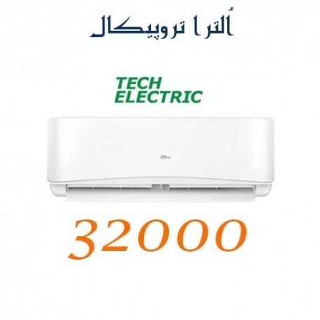 کولر گازی 32000 تک الکتریک تروپیکال مدل الترا