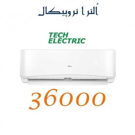 کولر گازی 36000 تک الکتریک تروپیکال مدل الترا