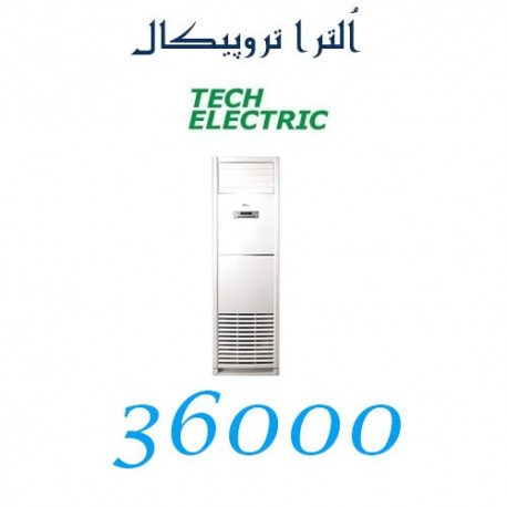 کولر گازی 36000 تک الکتریک ایستاده مدل 36HT3