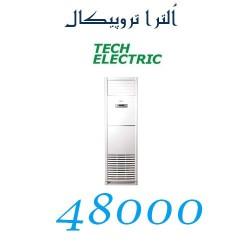 کولر گازی 48000 تک الکتریک ایستاده مدل 48CT3