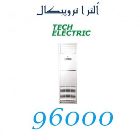 کولر گازی 96000 تک الکتریک ایستاده مدل 96HT3
