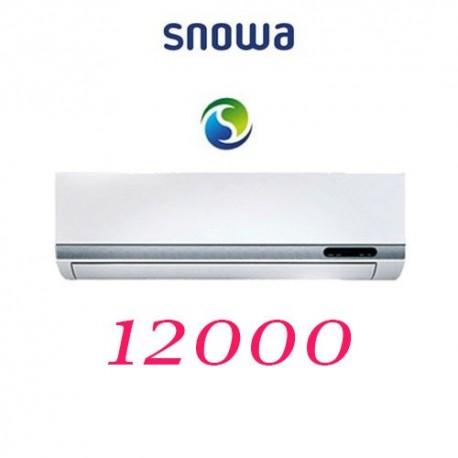 کولر گازی 12000 اسنوا دیواری مدل SS-12BHCH