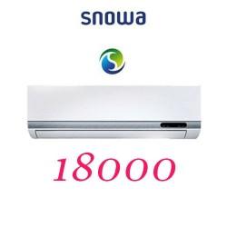 کولر گازی 18000 اسنوا دیواری مدل SS-R18AKCH