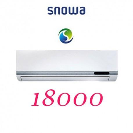 کولر گازی 18000 اسنوا دیواری مدل SS-18BHCH