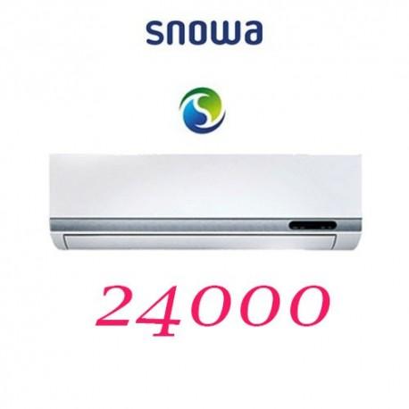 کولر گازی 24000 اسنوا دیواری مدل SS-R24AKCH