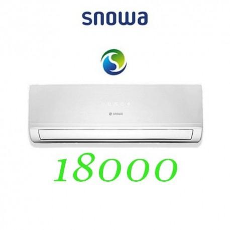 کولر گازی 18000 اسنوا اینورتر  SS-R18LCCH-INV