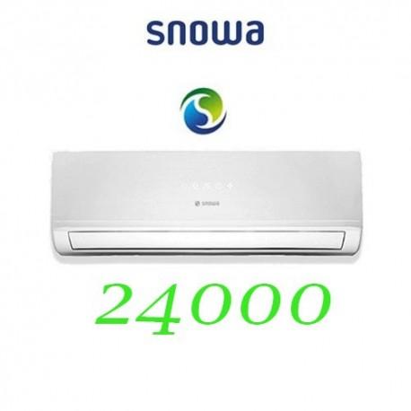 کولر گازی 24000 اسنوا اینورتر SS-R24LCCH-INV