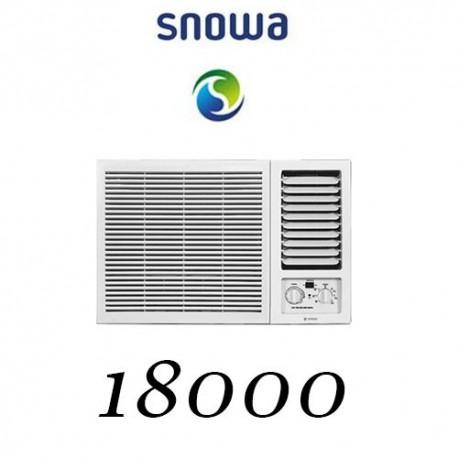 کولر گازی 18000 اسنوا پنجره ای SW-18HC-TP