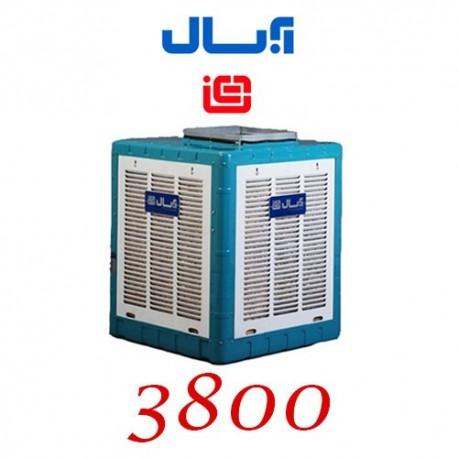کولر آبی 3800 آبسال مدل AC38