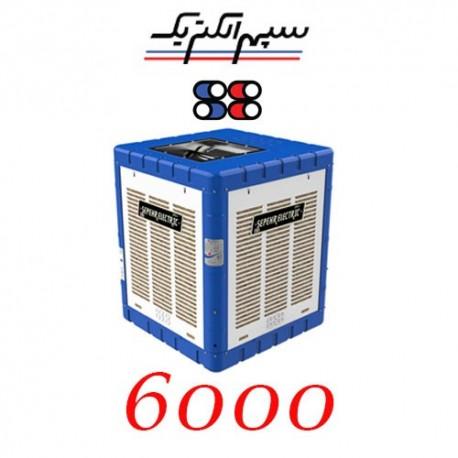 کولر آبی 6000 سپهرالکتریک مدل SE600-UD بالکنی