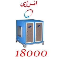 کولر آبی 18000 انرژی مدل EC1800 سلولزی صنعتی