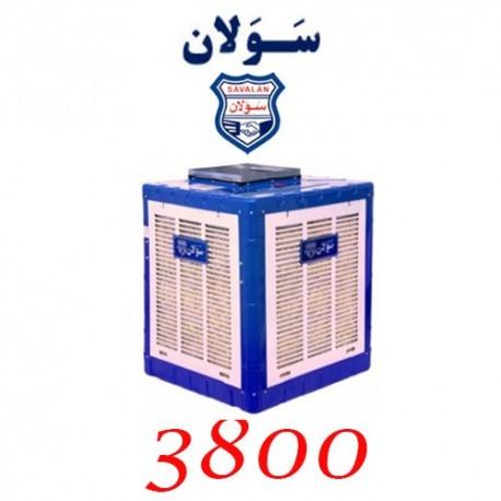 کولر آبی 3800 سولان مدل SA38