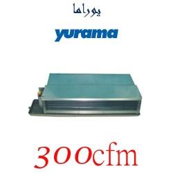 فن کویل سقفی توکار 300 یوراما