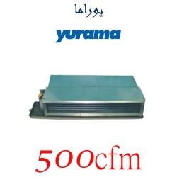 فن کویل سقفی توکار 500 یوراما
