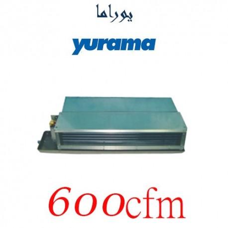 فن کویل سقفی توکار 600 یوراما