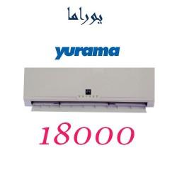 کولر گازی 18000 یوراما معمولی