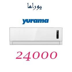 کولر گازی 24000 یوراما معمولی