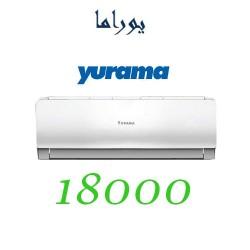 کولر گازی 18000 یوراما اینورتر