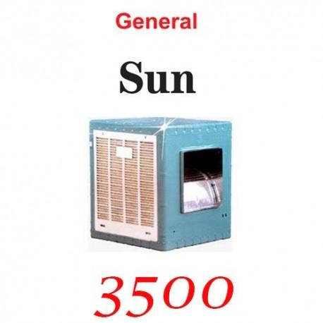 کولر آبی 3500 جنرال سان