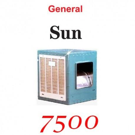 کولر آبی 7500 جنرال سان