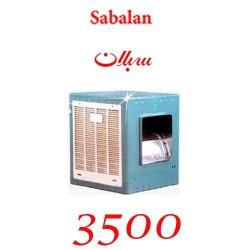 کولر آبی 3500 سبلان