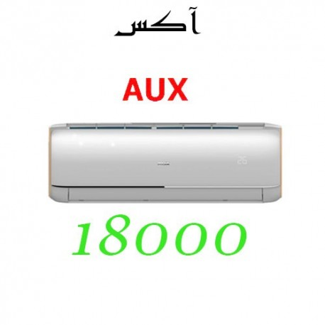کولر گازی 18000 آکس اینورتر مدل ZT118A4/DI
