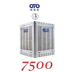 کولر آبی 7500 پارس
