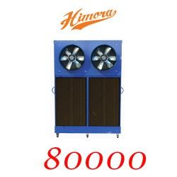 کولر آبی سلولزی صنعتی 80000 هیمورا