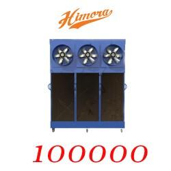 کولر آبی سلولزی صنعتی 100000 هیمورا
