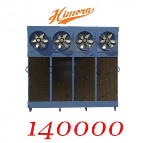 کولر آبی سلولزی صنعتی 140000 هیمورا