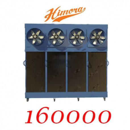 کولر آبی سلولزی صنعتی 160000 هیمورا