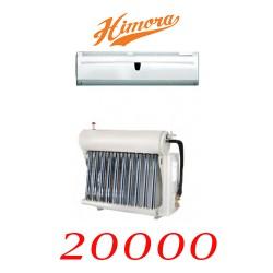 کولر گازی خورشیدی 20000 هیمورا