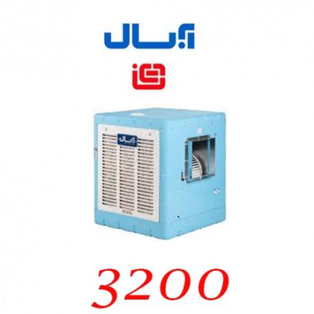 مینی کولر آبی 3200 آبسال پرتابل مدل AC32