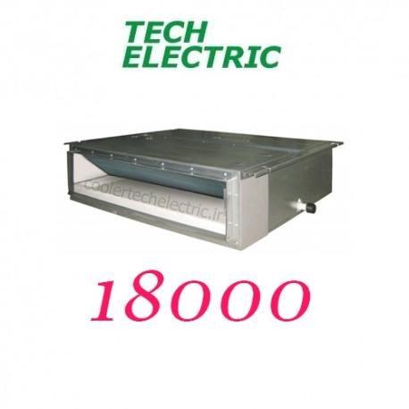 داکت اسپلیت 18000 تک الکتریک