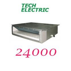داکت اسپلیت 24000 تک الکتریک