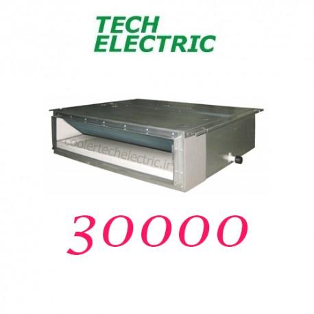 داکت اسپلیت 30000 تک الکتریک
