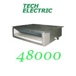 داکت اسپلیت اینورتر 48000 تک الکتریک
