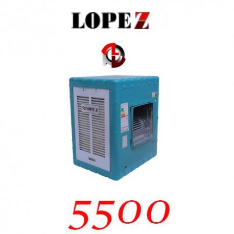 کولر آبی روبروزن 5500 لوپز