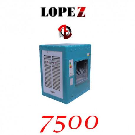 کولر آبی روبروزن 7500 لوپز