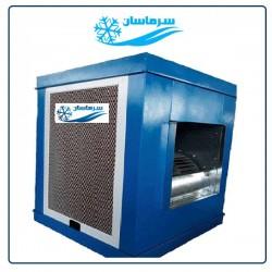 کولر آبی صنعتی سلولزی 50000 سرماسان سه فاز