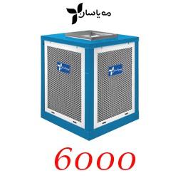 کولر آبی سلولزی مهیاسان 6000 بالازن