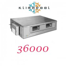 داکت اسپلیت کانالی Klimacool 36000