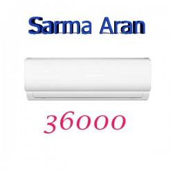 کولر گازی 36000 سرماآران