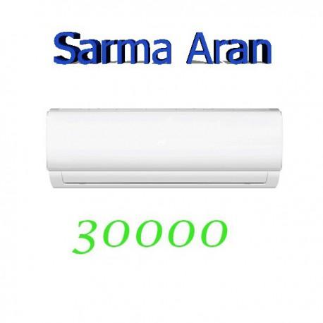 کولر گازی 36000 سرماآران سرد