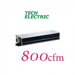فن کویل 800 تک الکتریک سقفی توکار